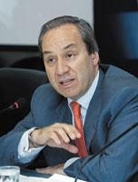 Ο υπουργός Οικονομίας Γ. Αλογοσκούφης
